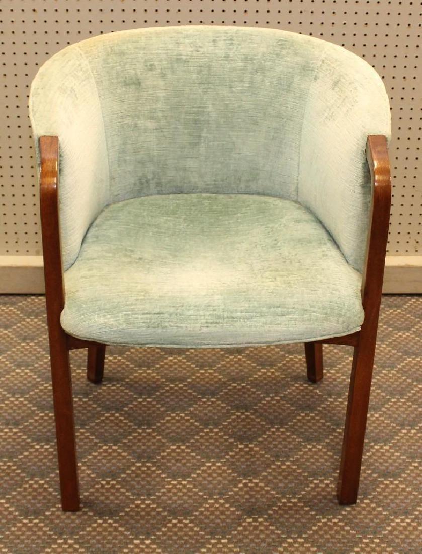 Dunbar Barrel Chair - 2
