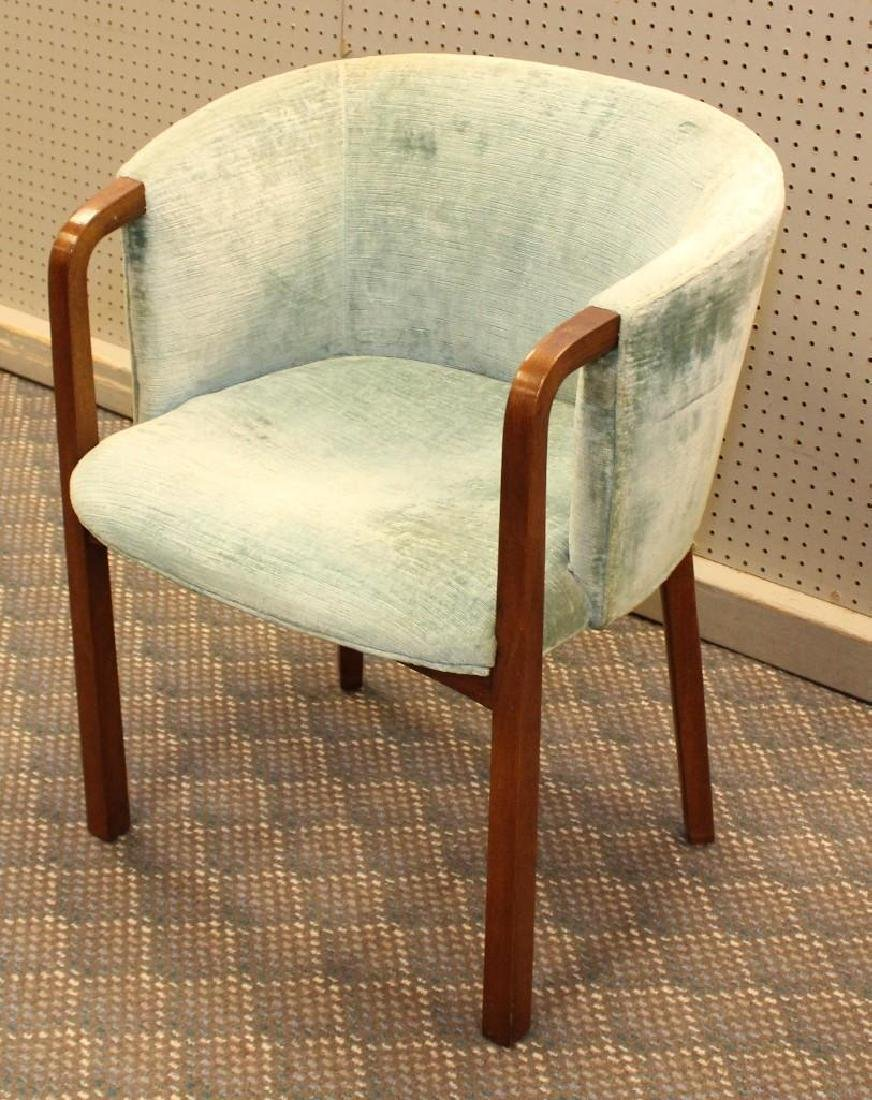 Dunbar Barrel Chair - 3