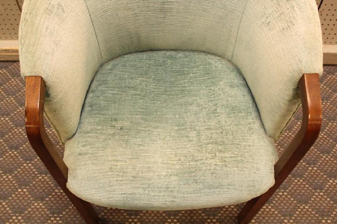 Dunbar Barrel Chair - 4