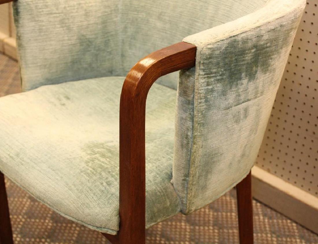Dunbar Barrel Chair - 5