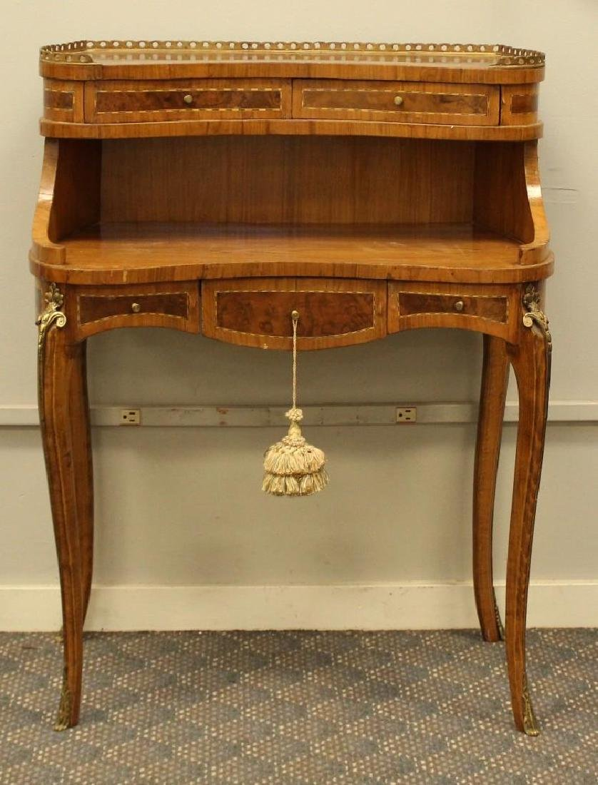 French Writing Desk - 2