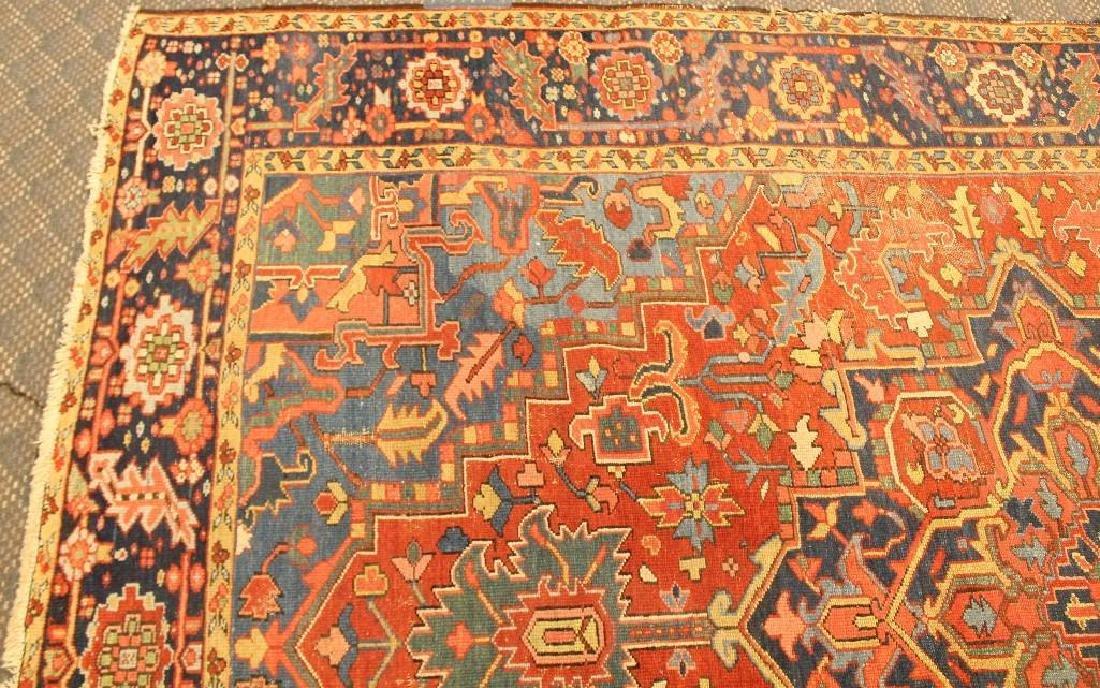 Heriz Carpet - 8