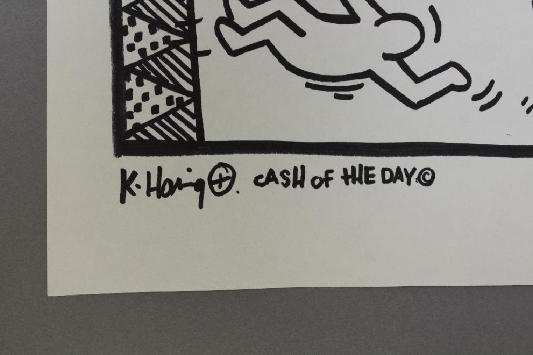 Keith Haring (NY, PA 1958 - 1990) - 2