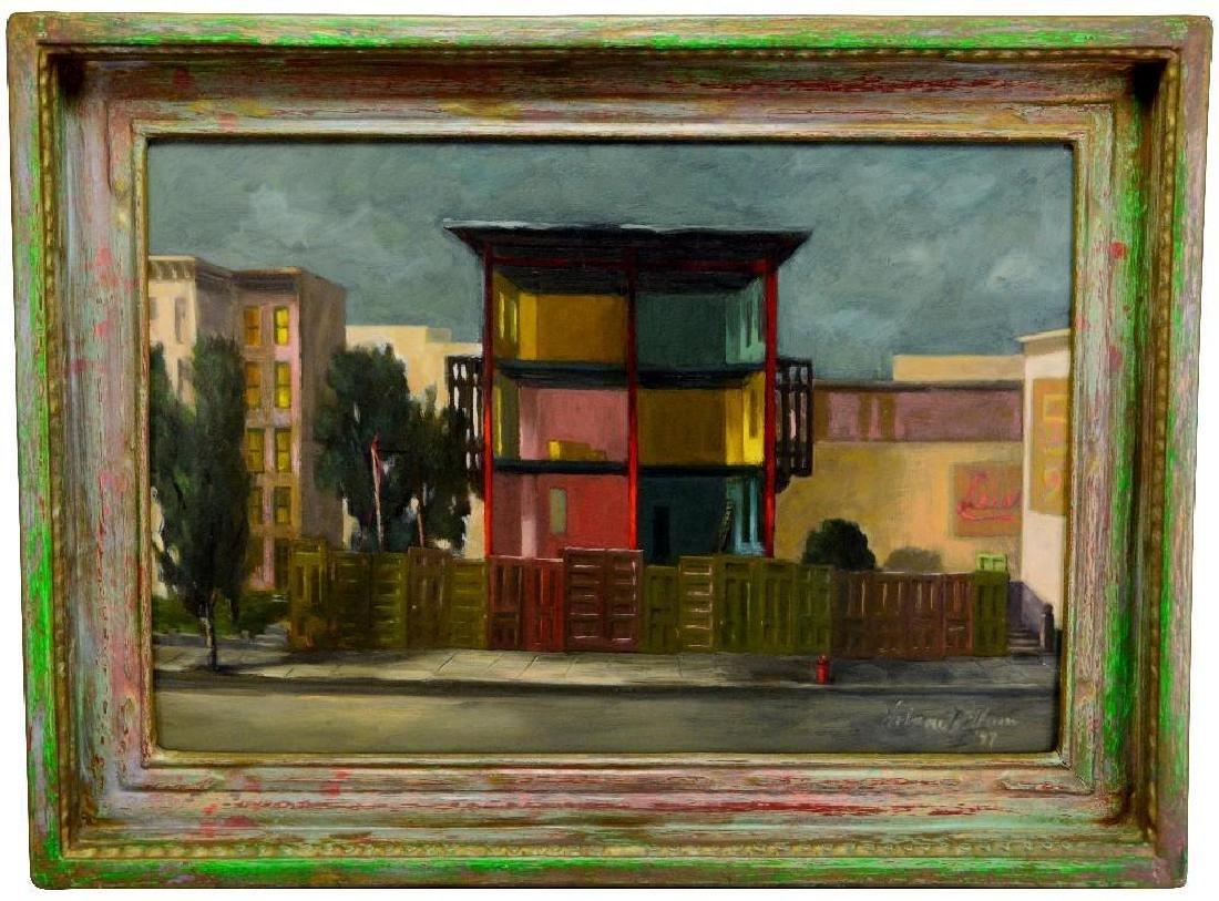 Hobson Pittman (PA, NC 1899/1890 - 1972)