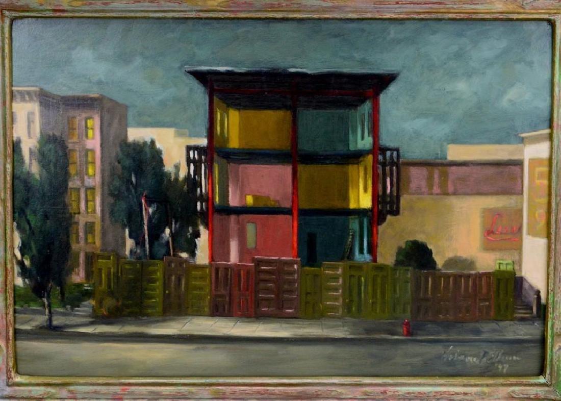 Hobson Pittman (PA, NC 1899/1890 - 1972) - 2