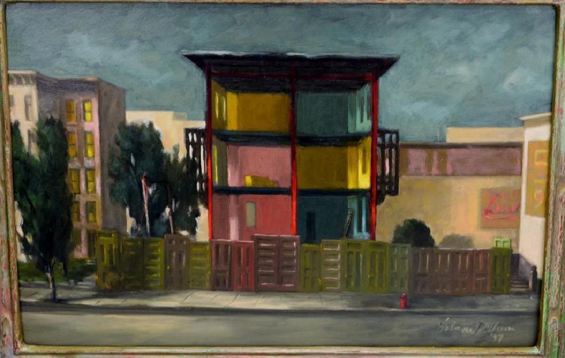 Hobson Pittman (PA, NC 1899/1890 - 1972) - 3