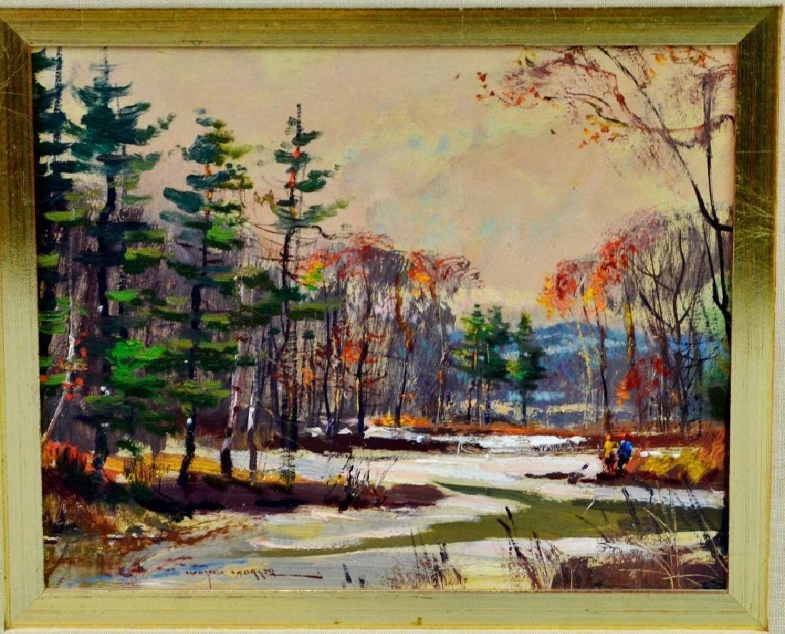 Wayne Beam Morrell (MA, NJ 1923 - 2013) - 2
