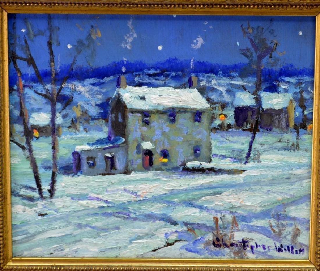 Christopher Willett (PA, b.1959) - 2