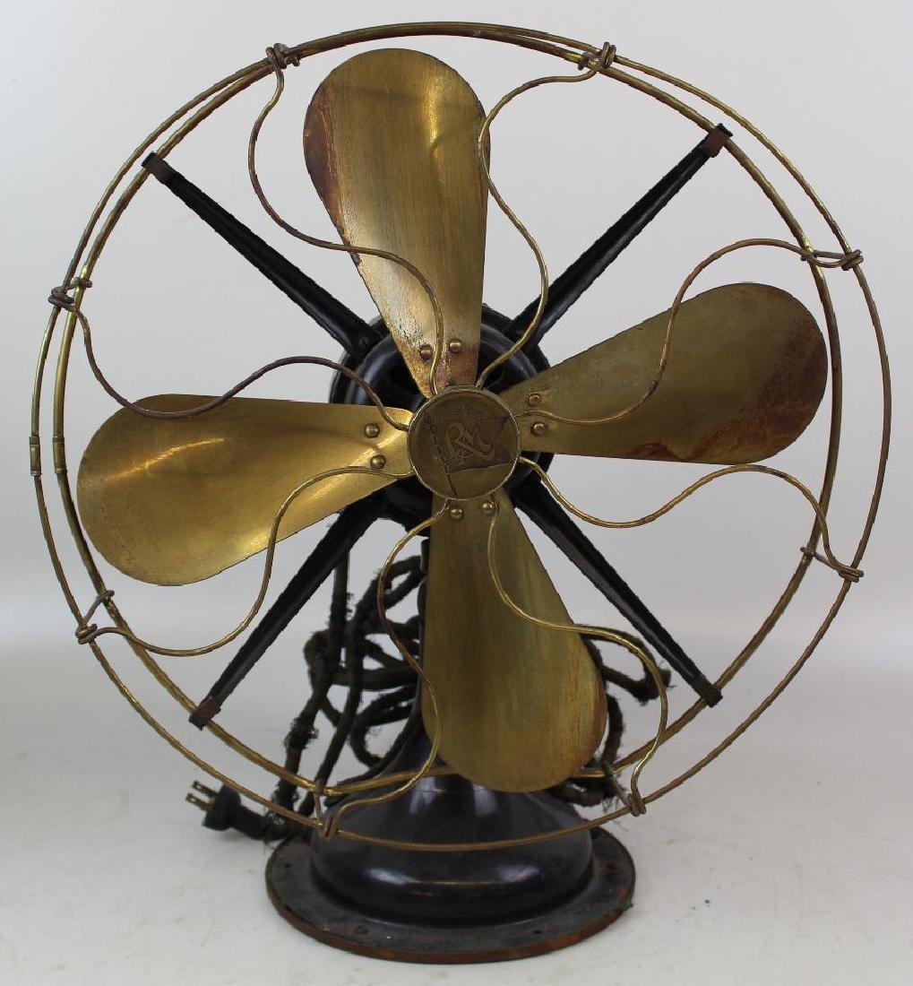 Robbins & Myers Co. Electric Fan