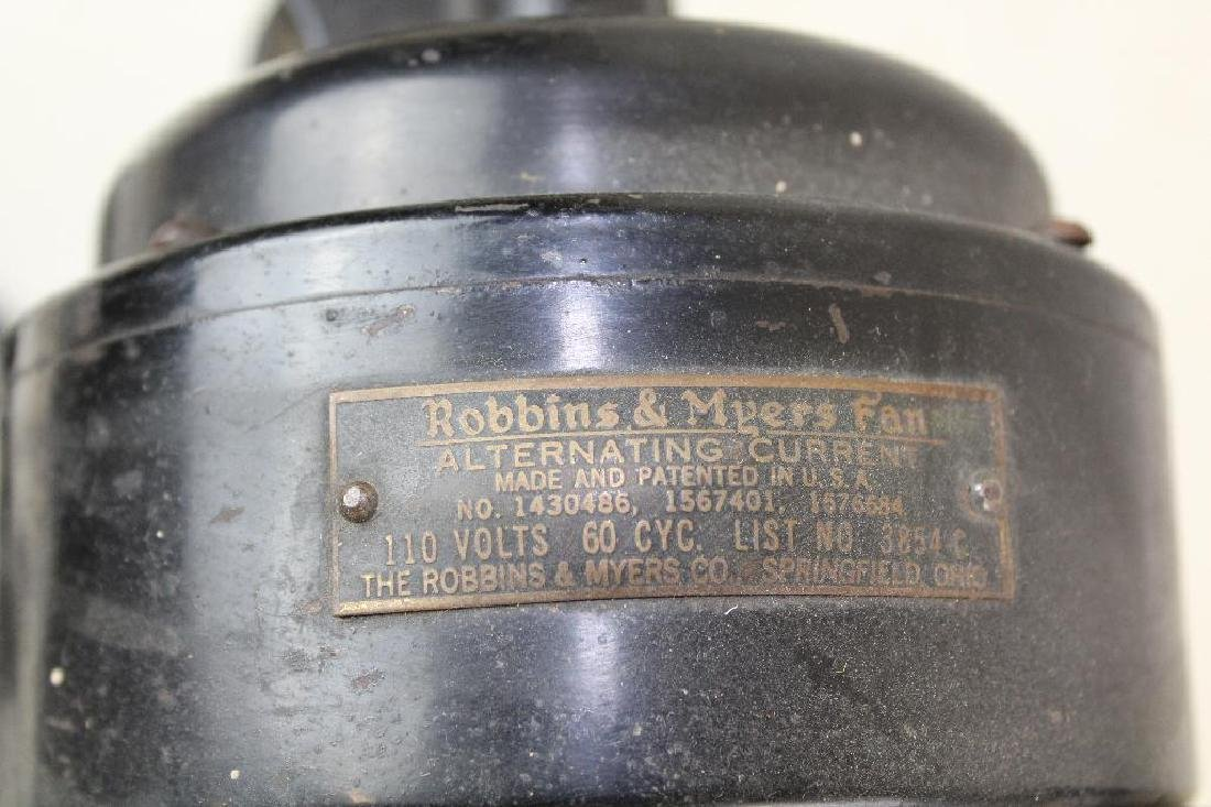 Robbins & Myers Co. Electric Fan - 6