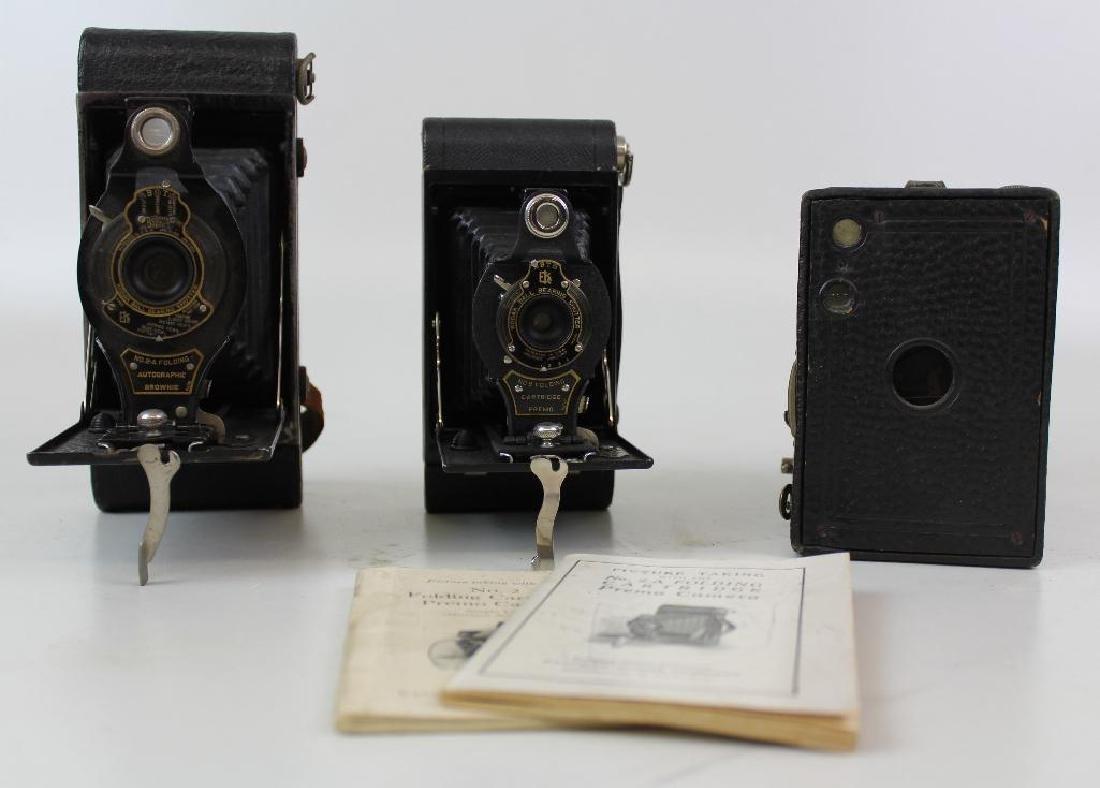 Two Kodak Cameras