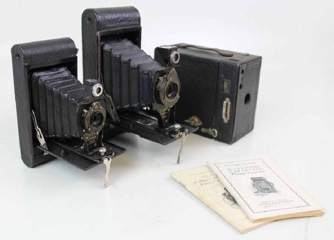 Two Kodak Cameras - 2