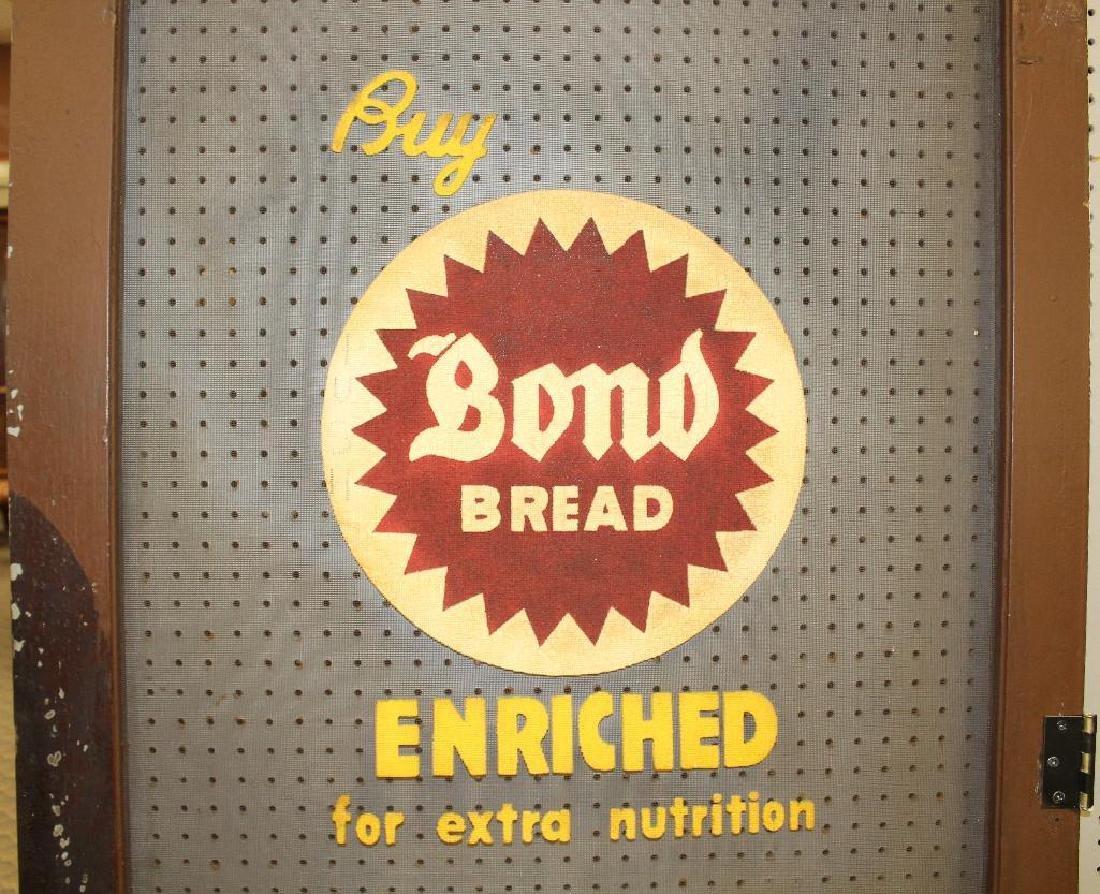 Bond Bread Screen Door - 3