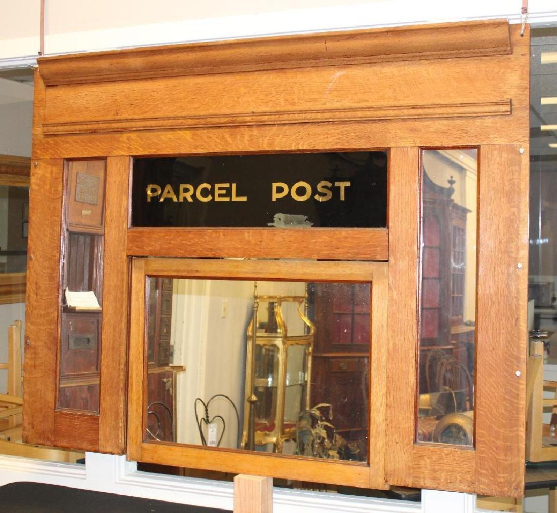 Parcel Post Window - 2