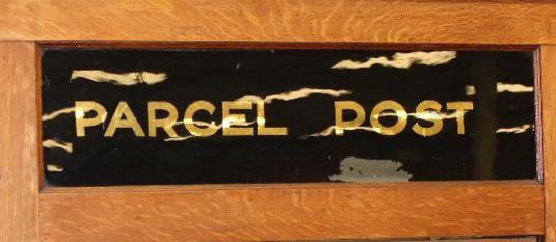 Parcel Post Window - 3