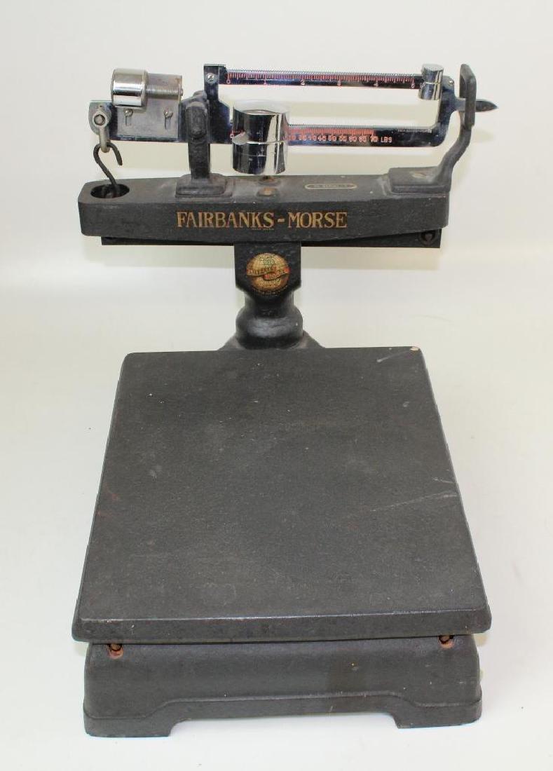 Fairbanks-Morse Scale