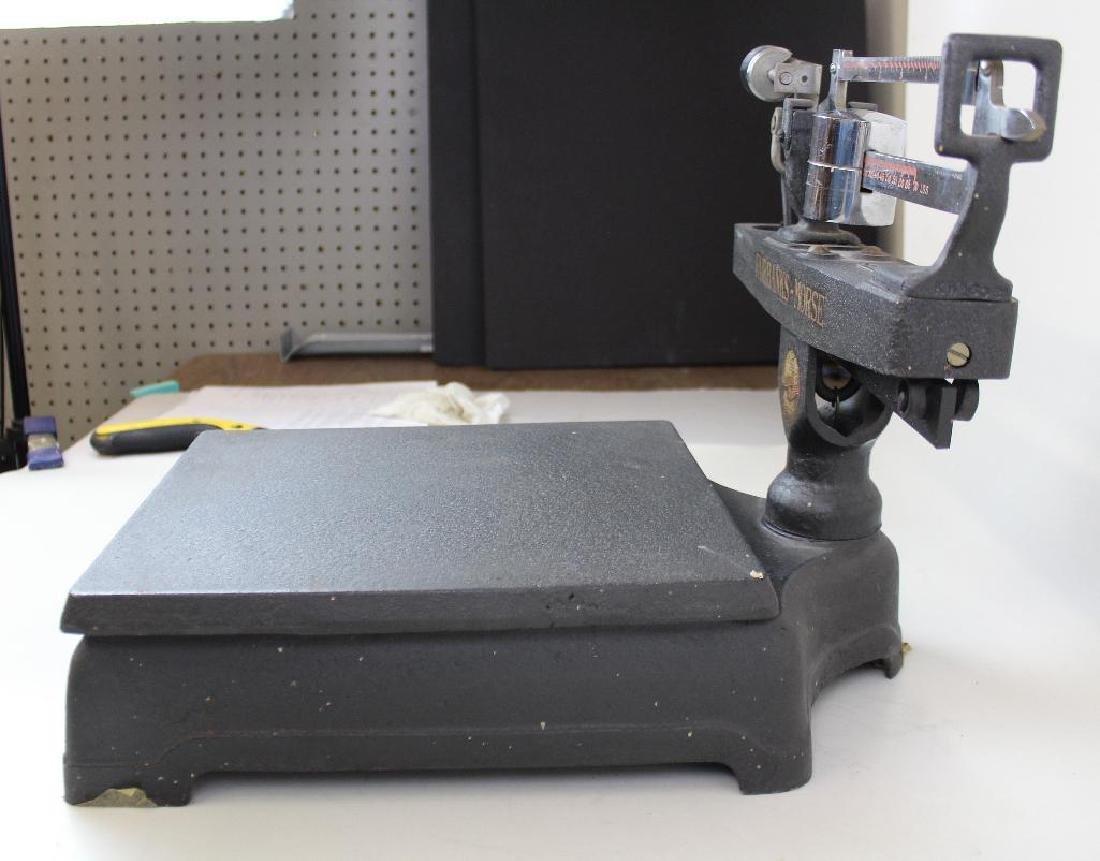 Fairbanks-Morse Scale - 7
