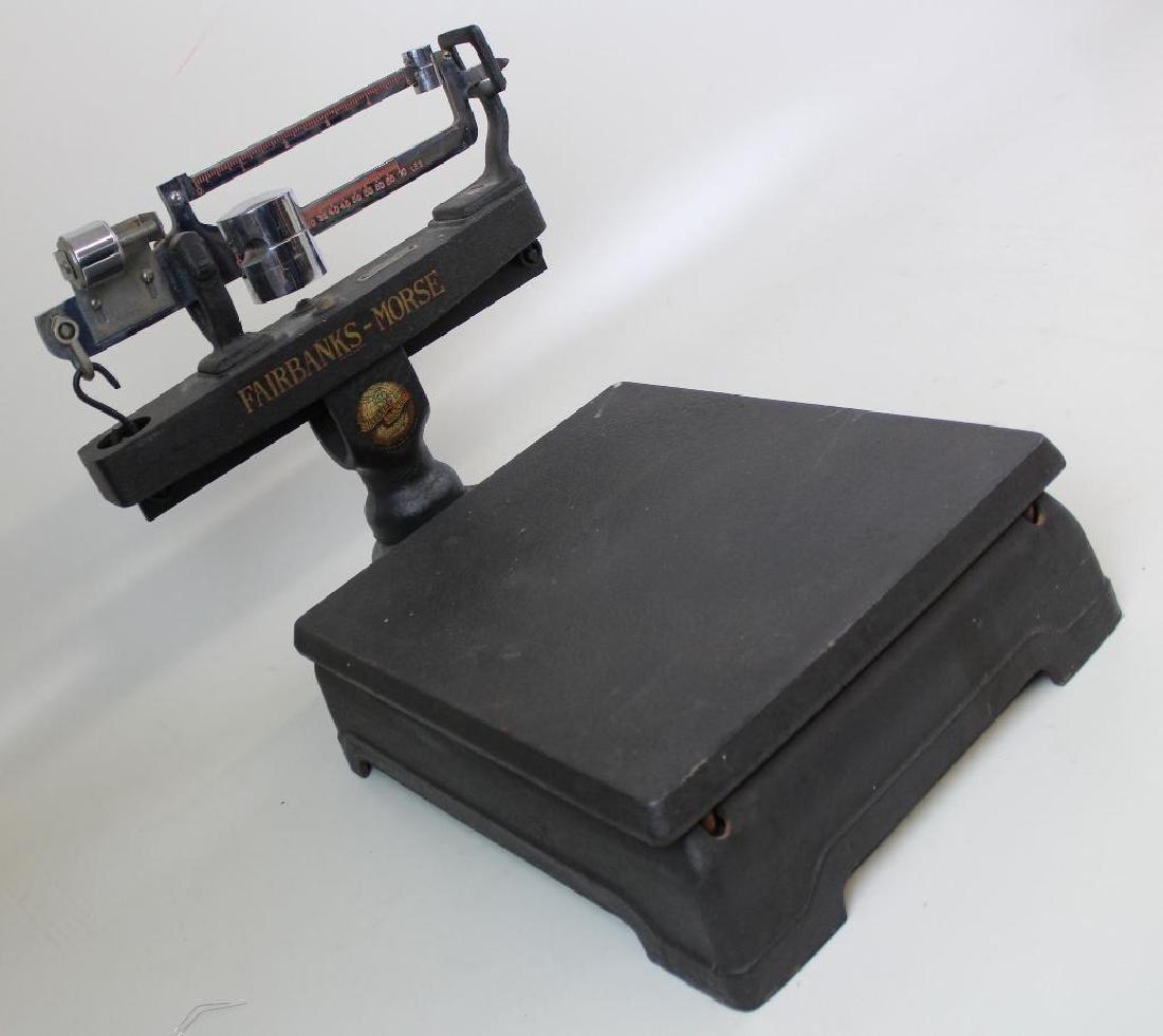 Fairbanks-Morse Scale - 8