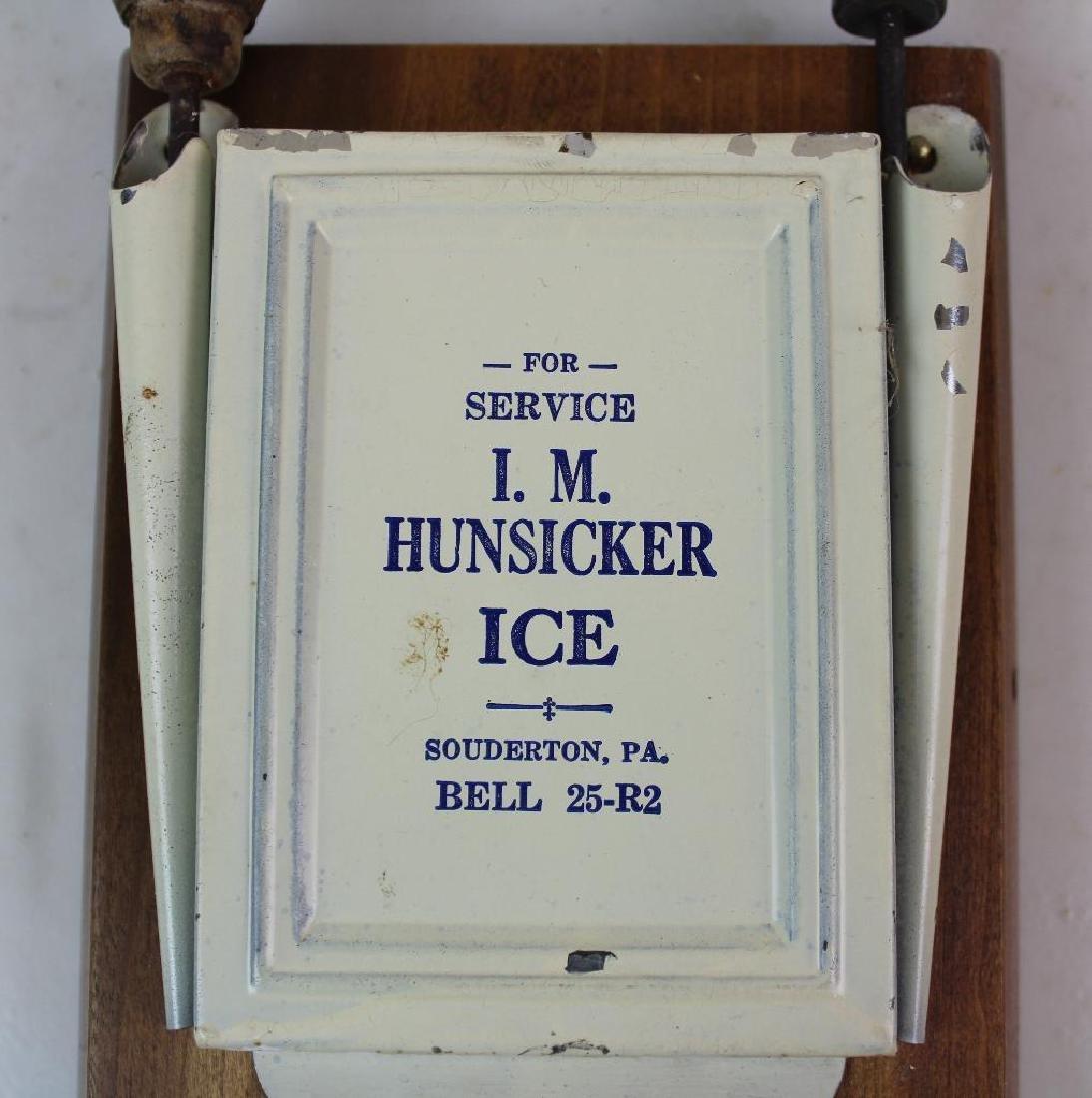I. M. Hunsicker Ice Pick Holder - 2