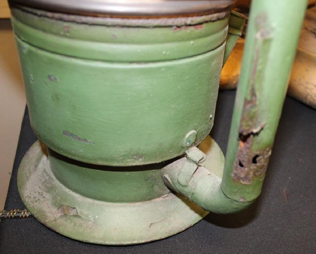 Pole Top Lantern - 6