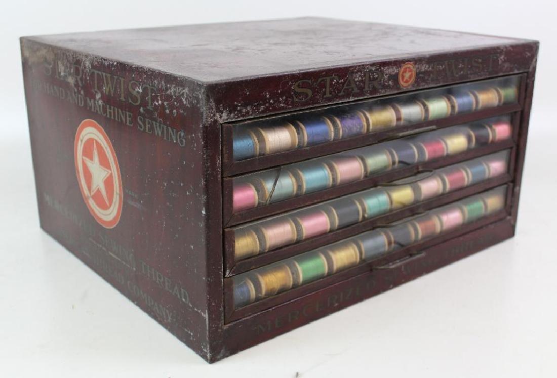 Spool Box and Thread - 2