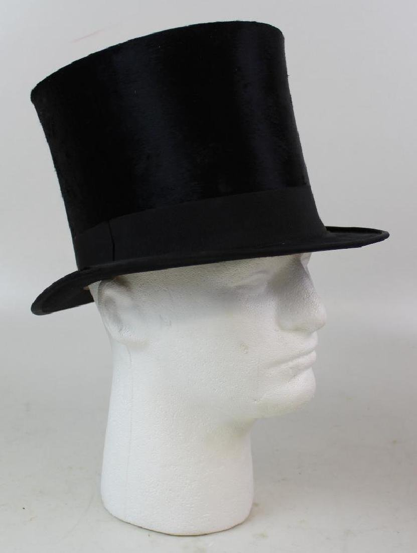 Top Hat and Hat Box - 12