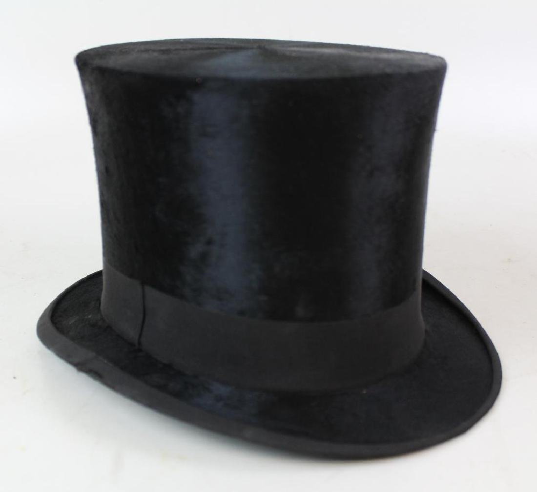 Top Hat and Hat Box - 13