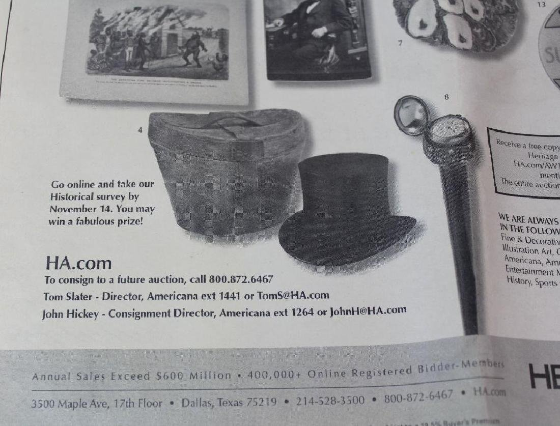 Top Hat and Hat Box - 15