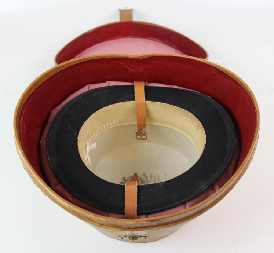 Top Hat and Hat Box - 5