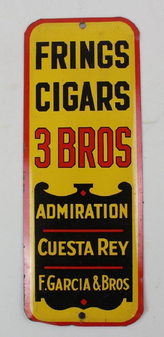 Phillies and Frings Cigar Advertising Tins - 4