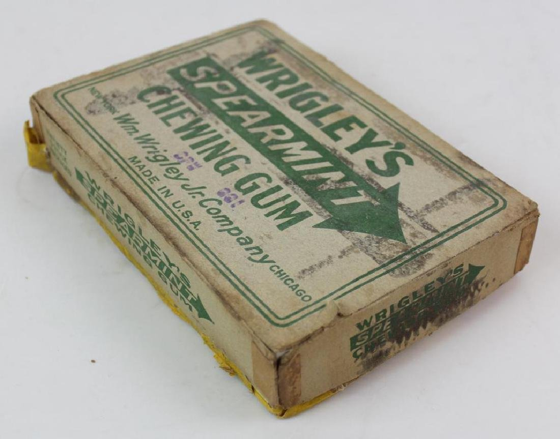 Wrigley's Spearmint Chewing Gum