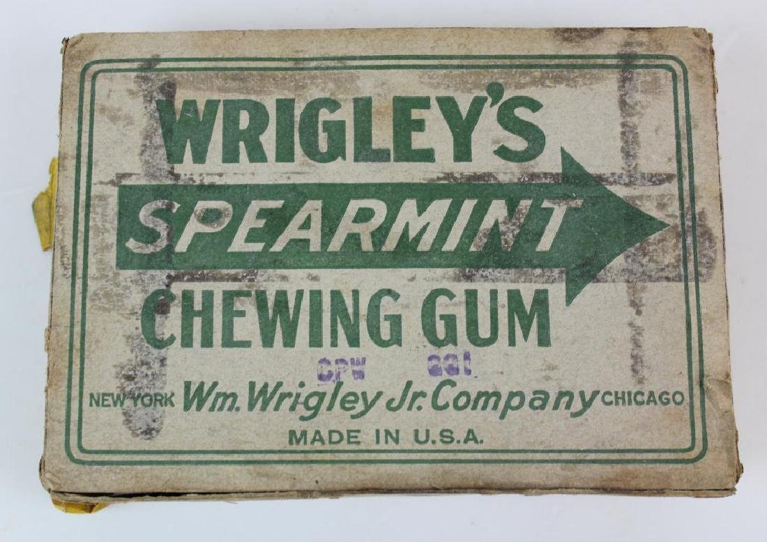 Wrigley's Spearmint Chewing Gum - 2