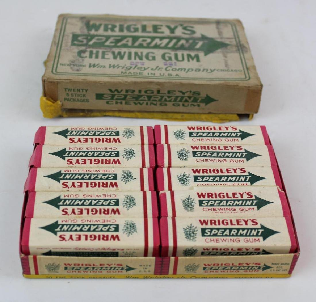 Wrigley's Spearmint Chewing Gum - 4