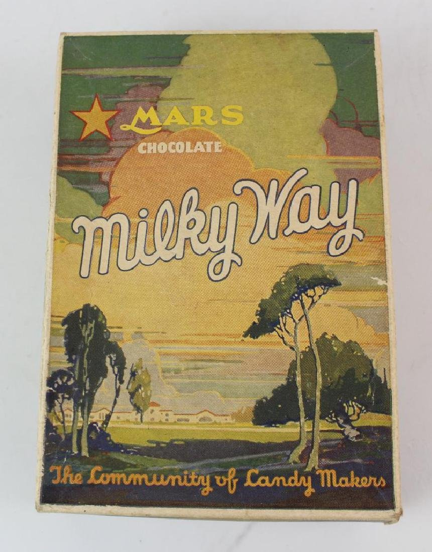 Mars Milky Way Cardboard Box - 2