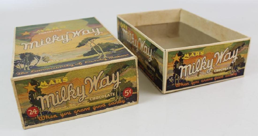 Mars Milky Way Cardboard Box - 3