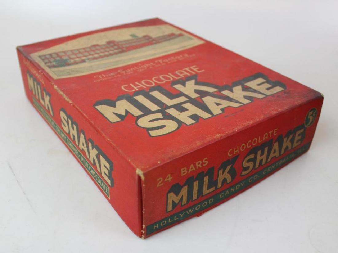 The Sunlight Factory Chocolate Milk Shake Cardboard Box