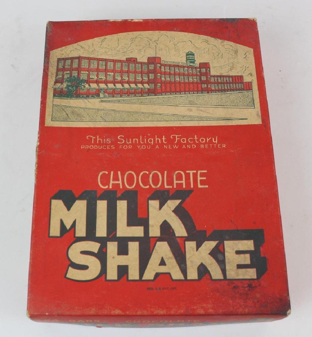 The Sunlight Factory Chocolate Milk Shake Cardboard Box - 2