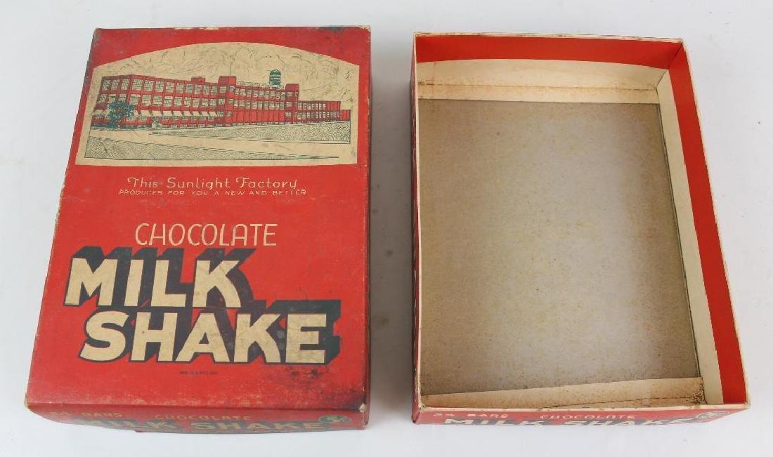 The Sunlight Factory Chocolate Milk Shake Cardboard Box - 4