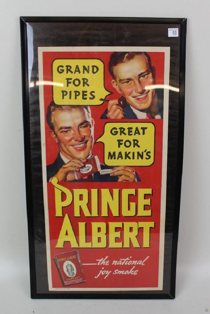 Soldier Boy and Prince Albert Advertising - 4