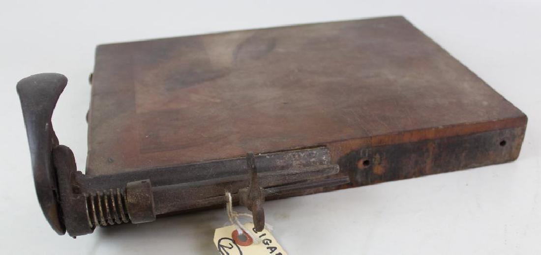 Two Cigar Cutting Boards - 4