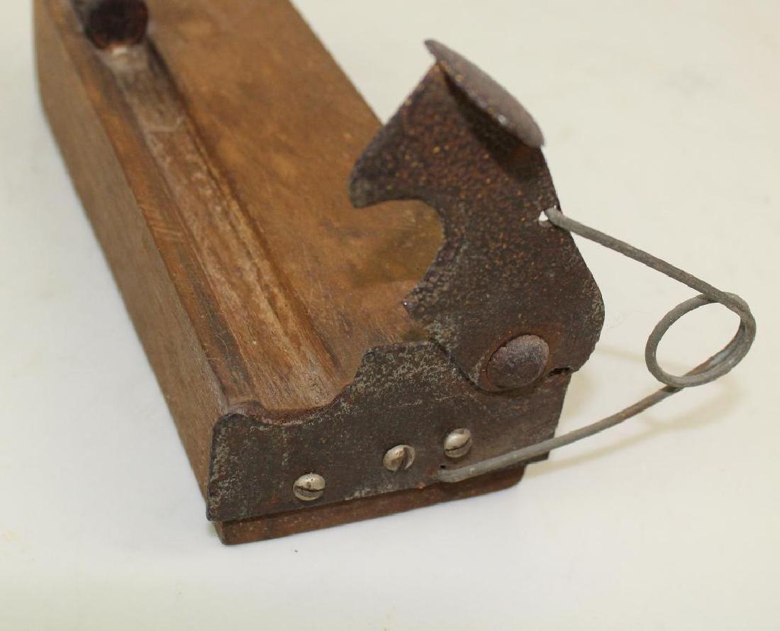 Two Cigar Cutting Boards - 6