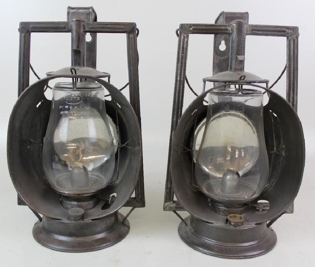 Lantern with Reflector