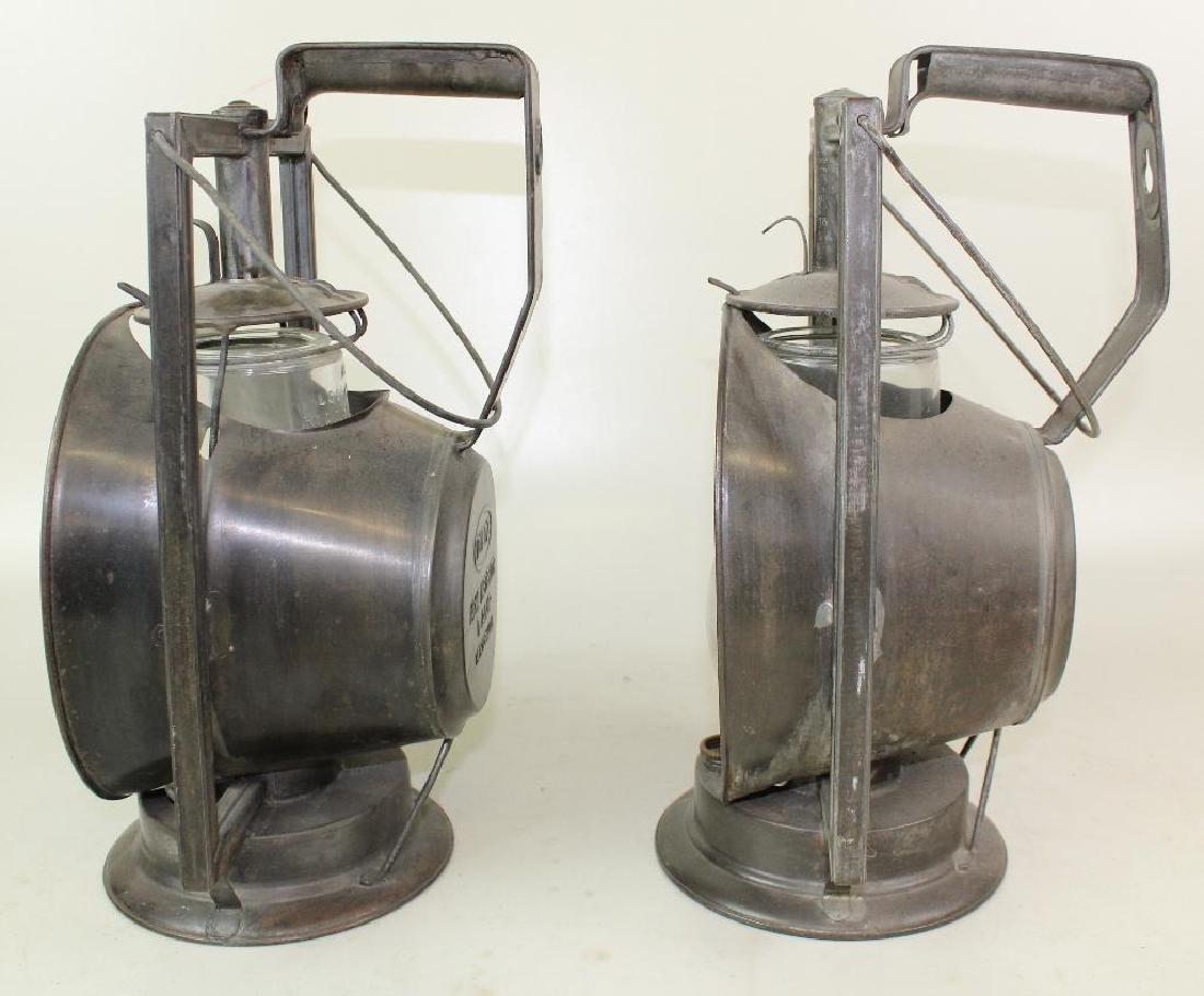 Lantern with Reflector - 3