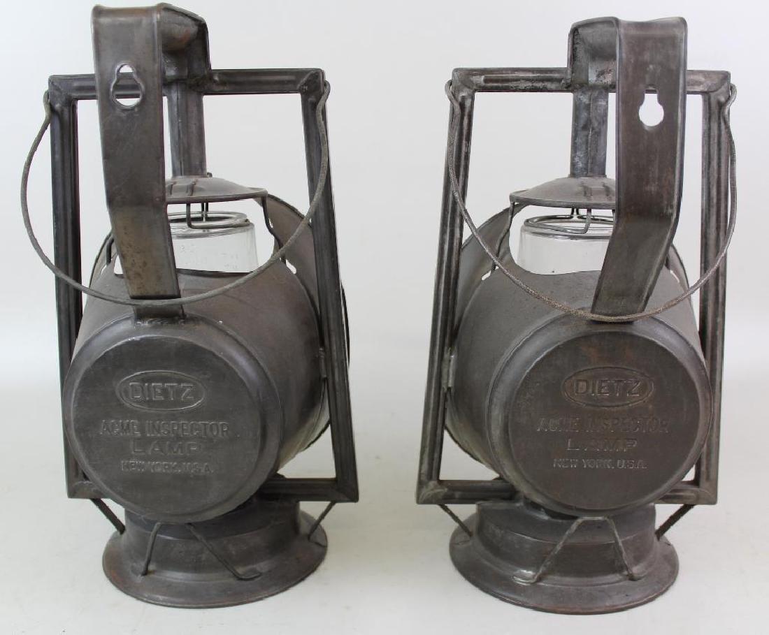 Lantern with Reflector - 4
