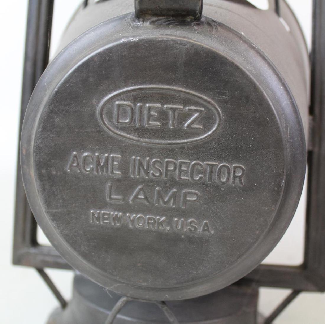 Lantern with Reflector - 5