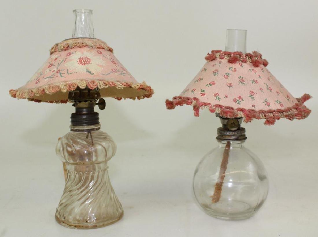 Five Oil Lamps - 3