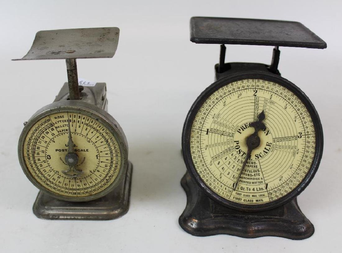 Two Postal Scales
