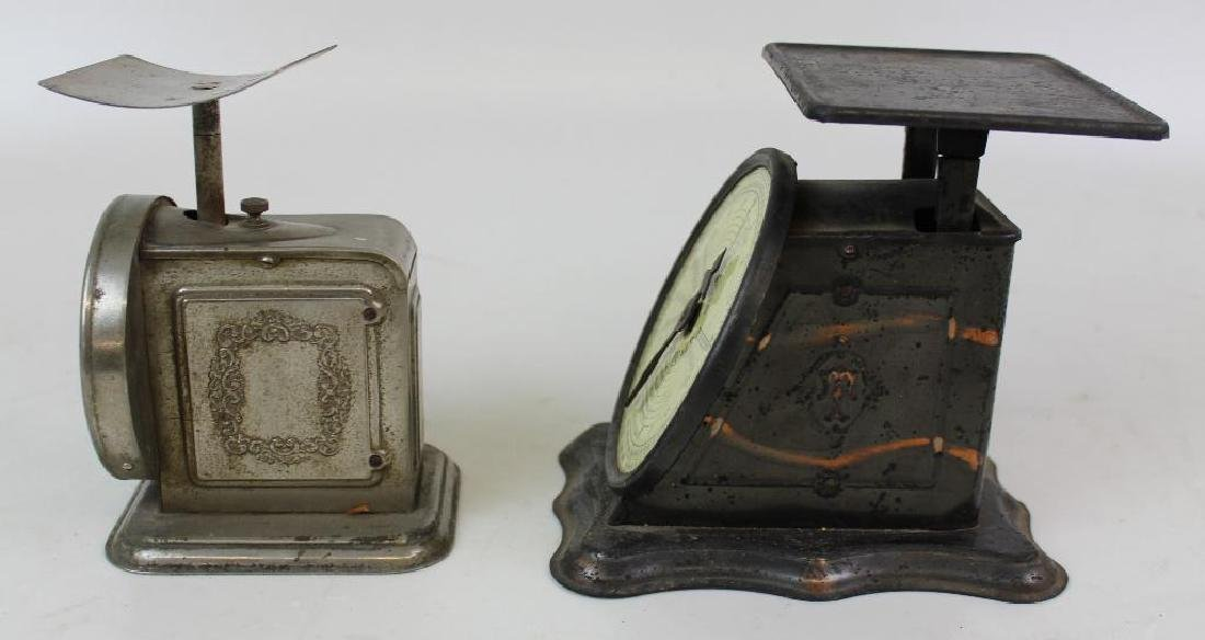 Two Postal Scales - 3