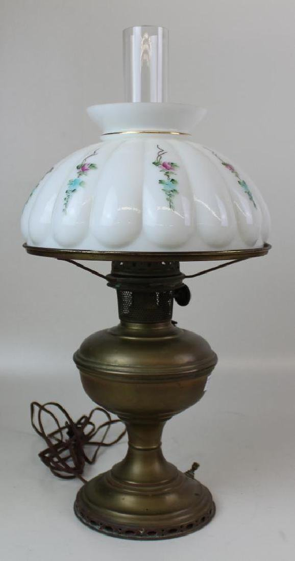 Two Oil Lamps - 2