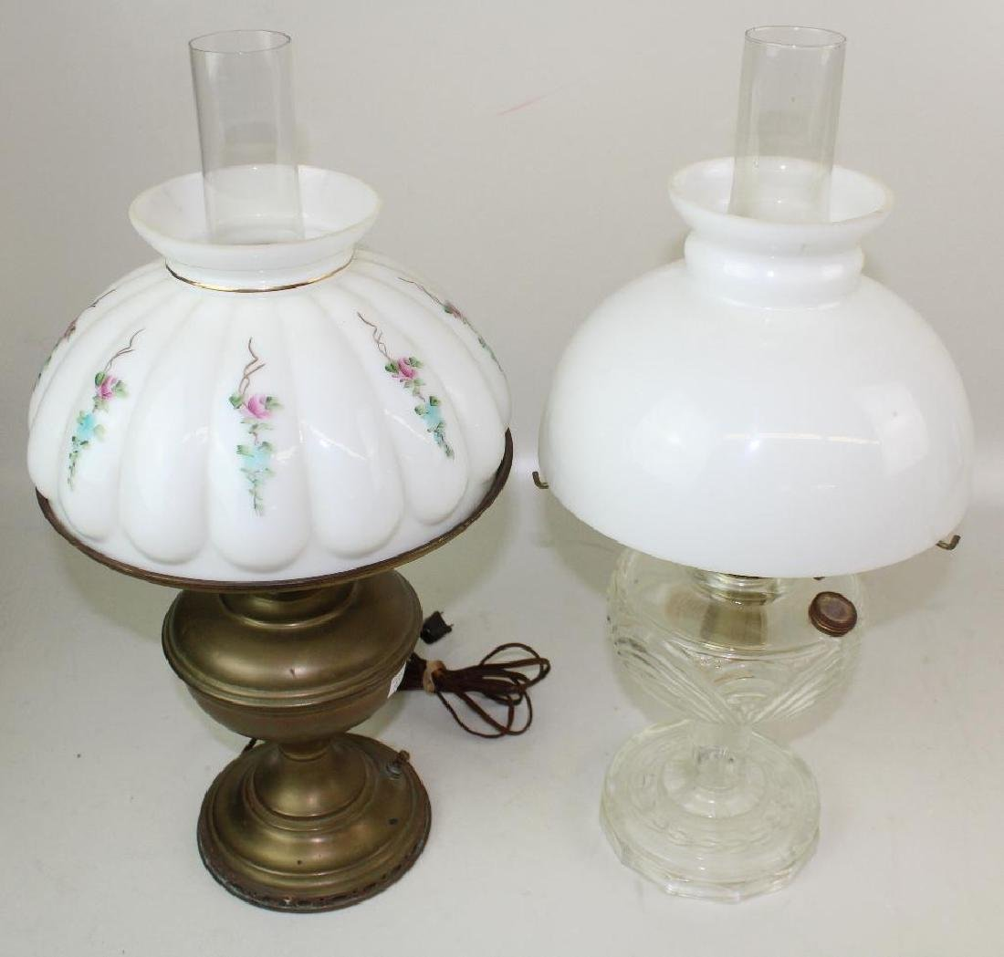 Two Oil Lamps - 3